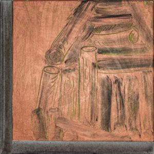 38 – Dřevěný dům