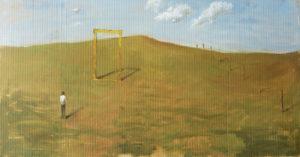 77 – Krajina s rámem